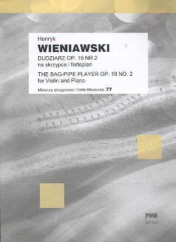 Wieniawski, Henri - The bag-pipe player op.19,2 :