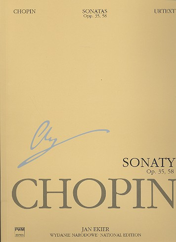 Chopin, Frédéric - National Edition vol.10 A 10 :