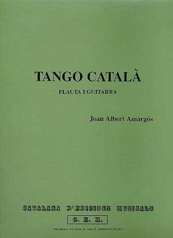 Tango catala: para flauta i guitarra
