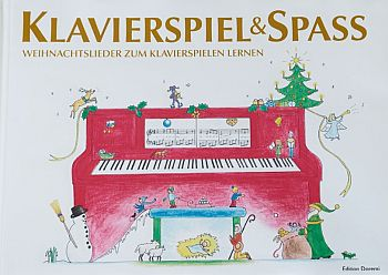 Holm Kofod, Pernille - Klavierspiel und Spaß - Weihnachtslieder :