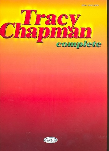 Chapman, Tracy - Tracy Chapman : Complete