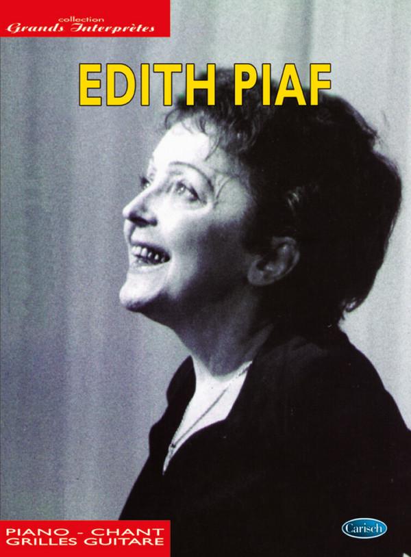Piaf, Edith - Edith Piaf :