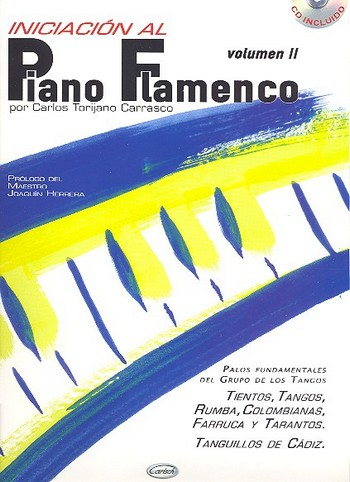 Iniciación al Piano Flamenco vol.2