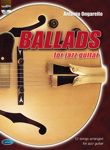 Ballads (+CD): for jazz guitar