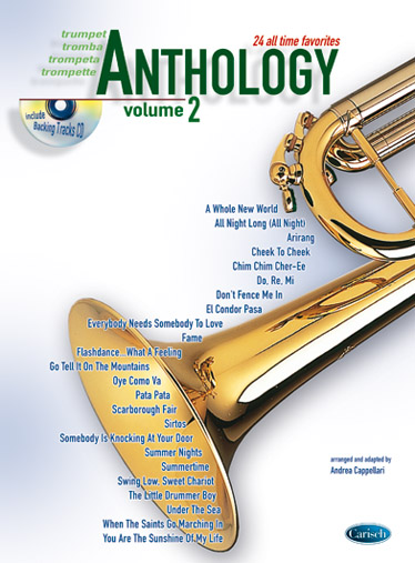 Anthology vol.2 (+CD): for trumpet