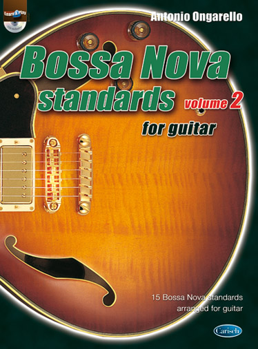 Bossa Nova Standards vol.2 (+CD): for guitar