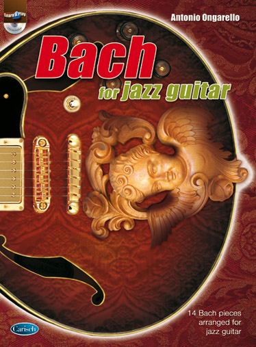 Bach (+CD): for Jazzguitar