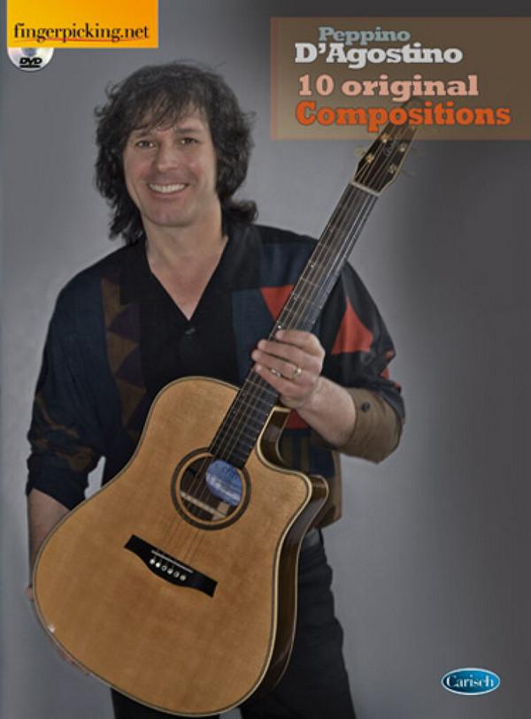 10 original Compositions (+CD): for guitar/tab