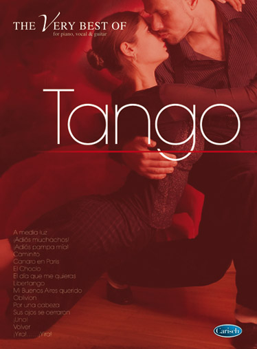 The very Best of Tango songbook piano/vocal/guitar