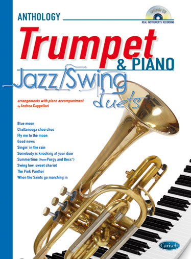 - Jazz & Swing Duets (+CD) : for trumpet