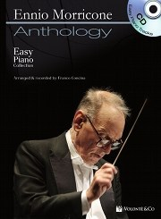 Anthology (+CD): for easy piano