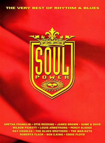 SOUL POWER: SONGBOOK PIANO/VOCAL/ GUITAR