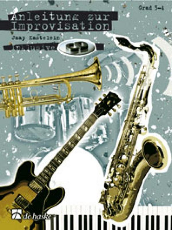 Anleitung zur Improvisation Band 1 (+CD): für Klavier (Keyboard)
