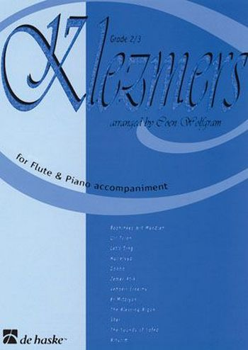 - Klezmers : for flute and piano