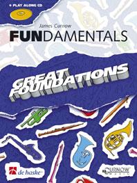 Curnow, James - Fundamentals Band 5 (+CD) : für Trompete