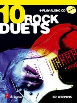 Wennink, Ed - 10 Rock Duets (+Playalong CD) :