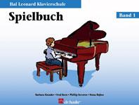 Kreader, Barbara - Klavierschule Band 1 : Spielbuch
