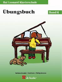 Kreader, Barbara - Klavierschule Band 4 : Übungsbuch