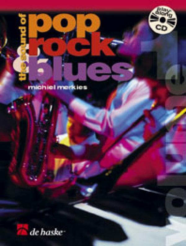 The Sound of Pop Rock Blues Band 1 (+CD): für Mallets