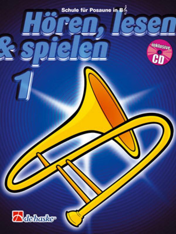 Kastelein, Jaap - Hören lesen und spielen Band 1 (+CD) :