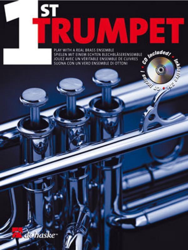 - 1st Trumpet (+CD) : Spielen mit einem