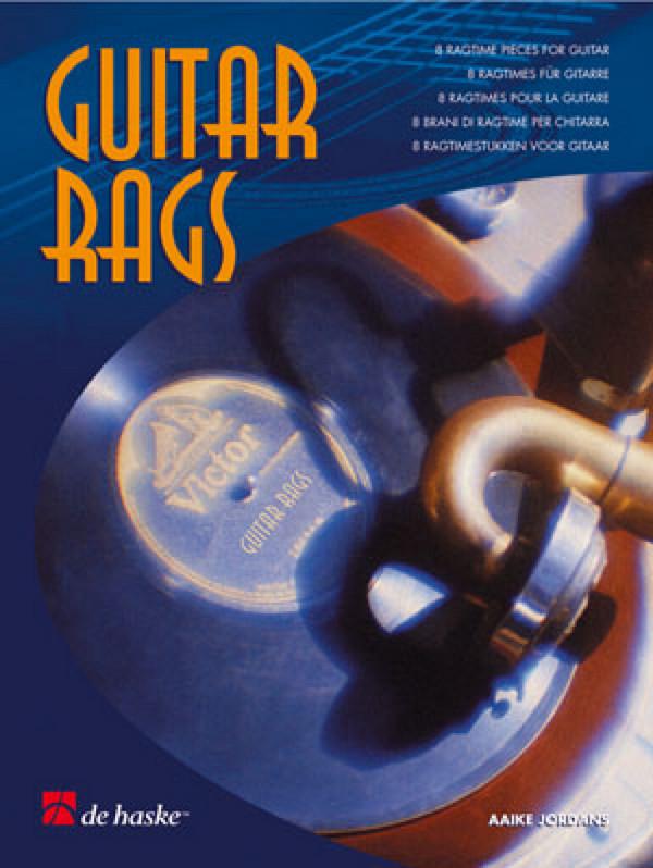 Guitar Rags: 8 Ragtimes für Gitarre
