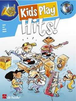 - Kids play Hits (+CD) : für Horn in