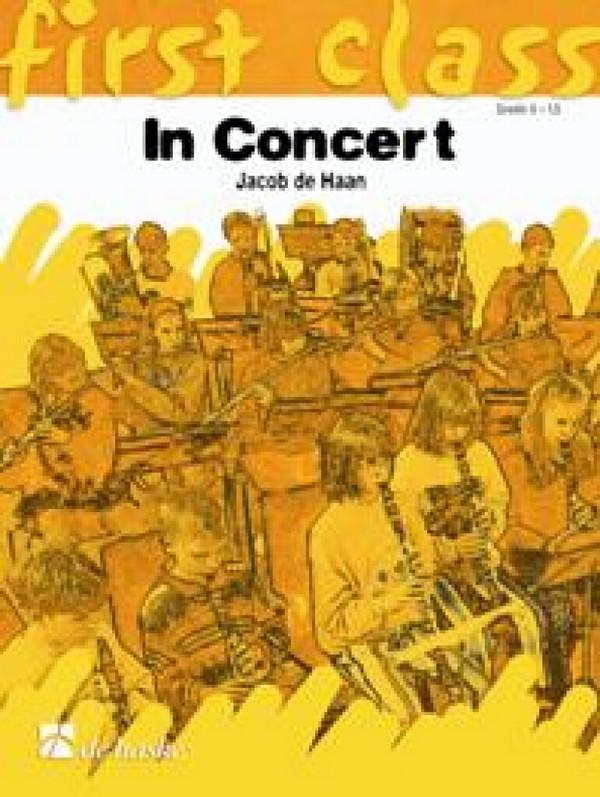 First Class in Concert: 2. Stimme in Es (Klarinette, Alt-Saxophon, Horn)