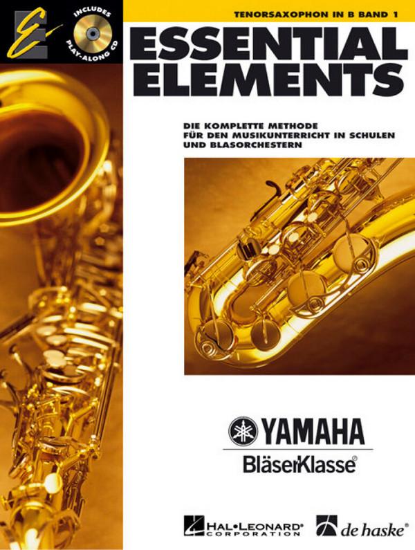 Lautzenheiser, Tim - Essential Elements Band 1 (+CD) :