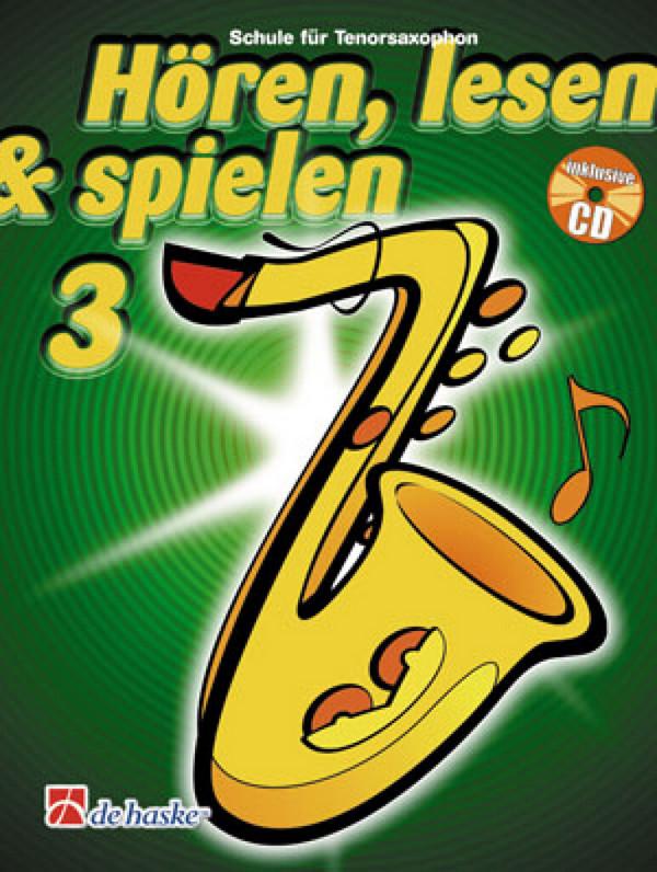 Oldenkamp, Michiel - Hören lesen und spielen Band 3 (+CD) :