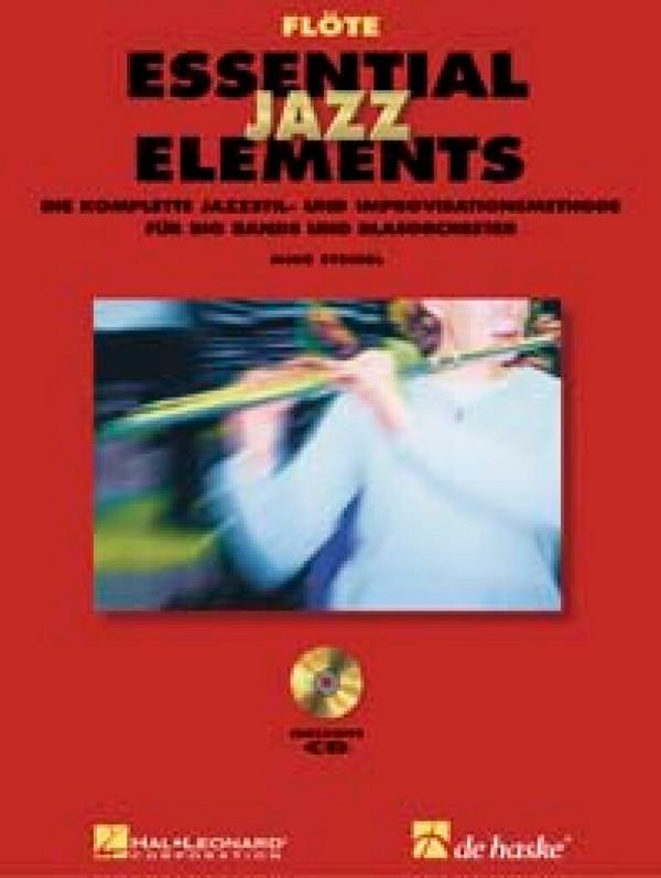 Essential Jazz Elements (+2 CD\