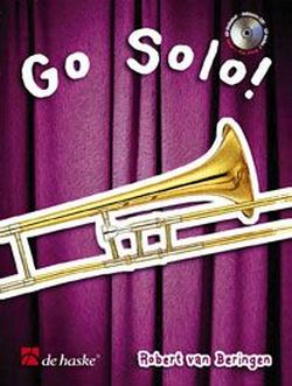 Go solo (+CD): A Fun Collection of original pieces for trombone