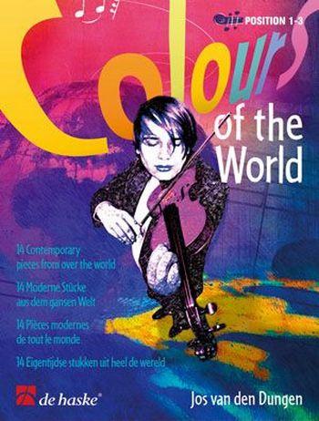 Dungen, Jos van den - Colours of the World (+CD) :