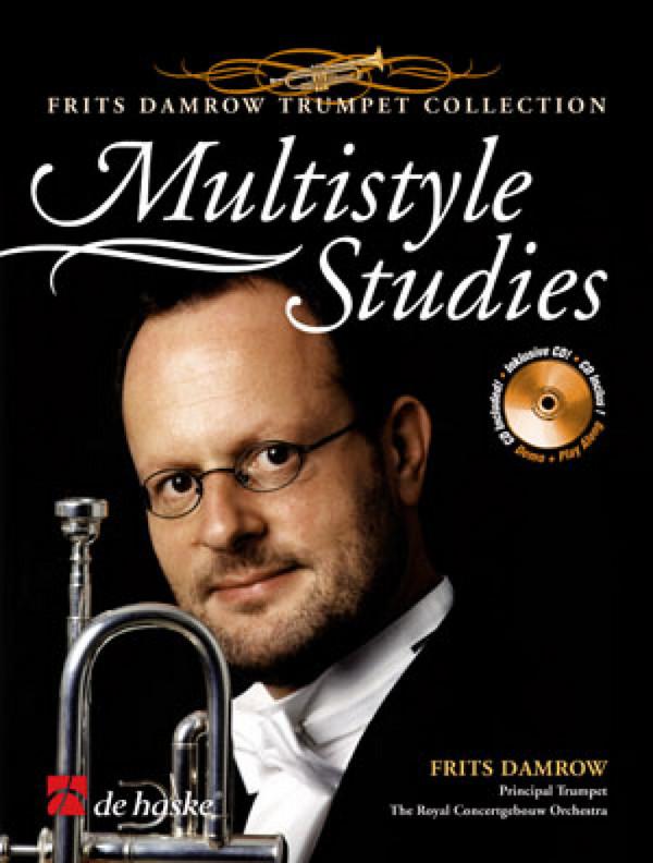 - Multistyle Studies (+CD) :