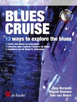 Blues Cruise (+CD): for clarinet