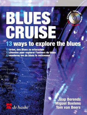 Blues Cruise (+CD): for flute