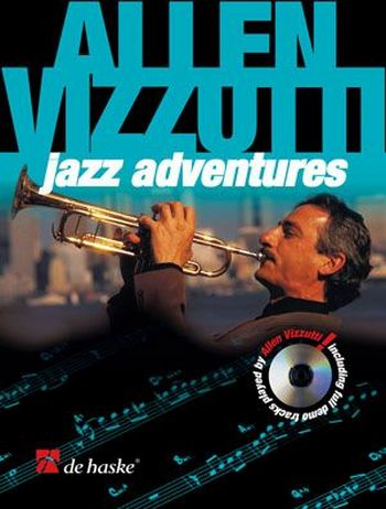 Allen Vizutti (+CD): Jazz Adventures for trumpet