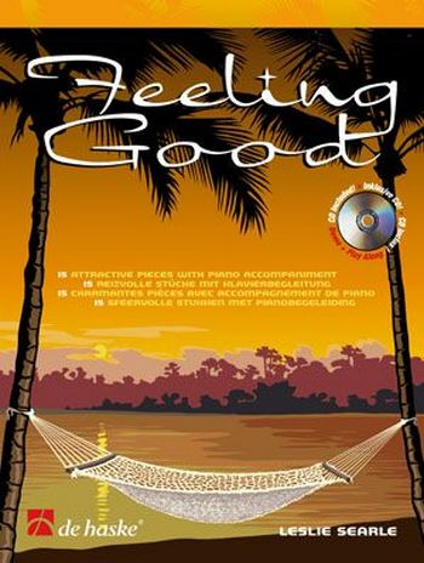 Feeling good (+CD): für Posaune/Bariton/Euphonium