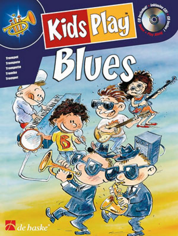 Kids play Blues (+CD): für Flöte