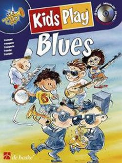 Kids play Blues (+CD): für Klarinette