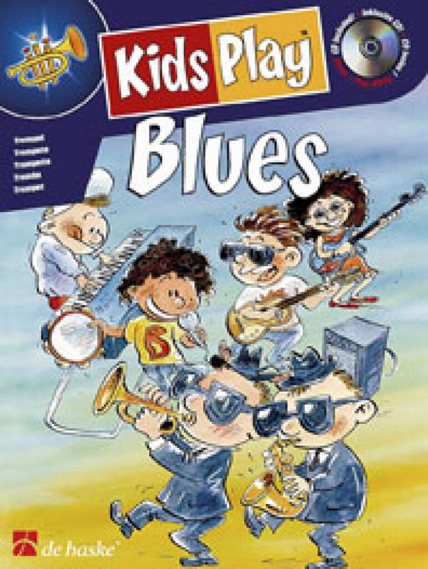 Kids play Blues (+CD): für Klarinette
