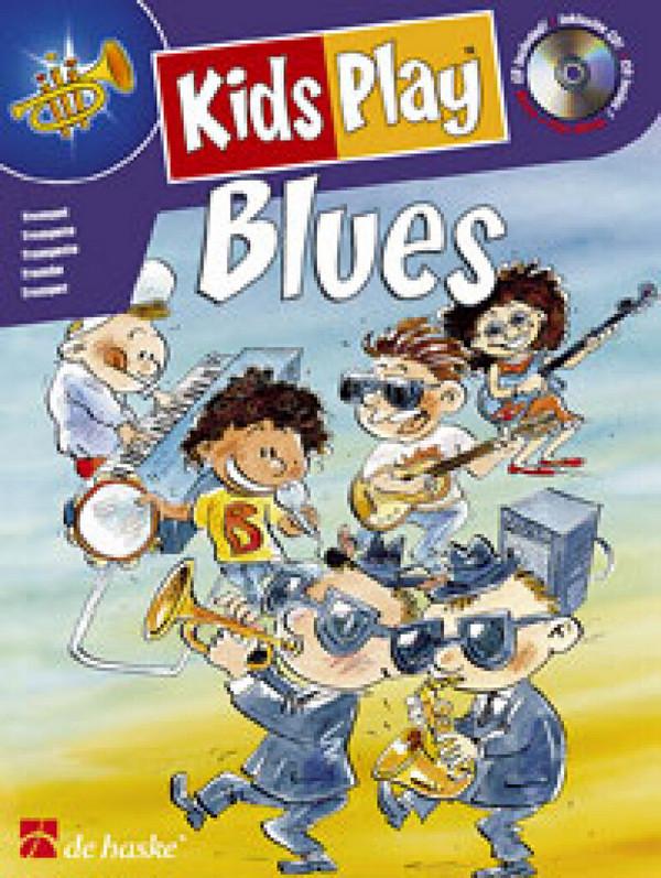 Kids play Blues (+CD): für Posaune im Bassschlüssel