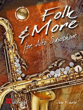 Folk and more (+CD): for alto saxophone