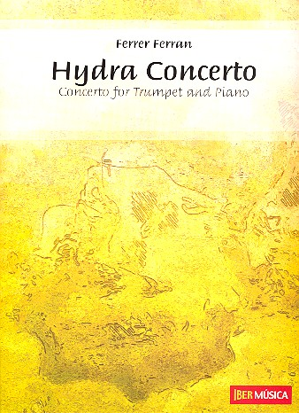 Hydra Concerto (+CD): for trumpet and piano