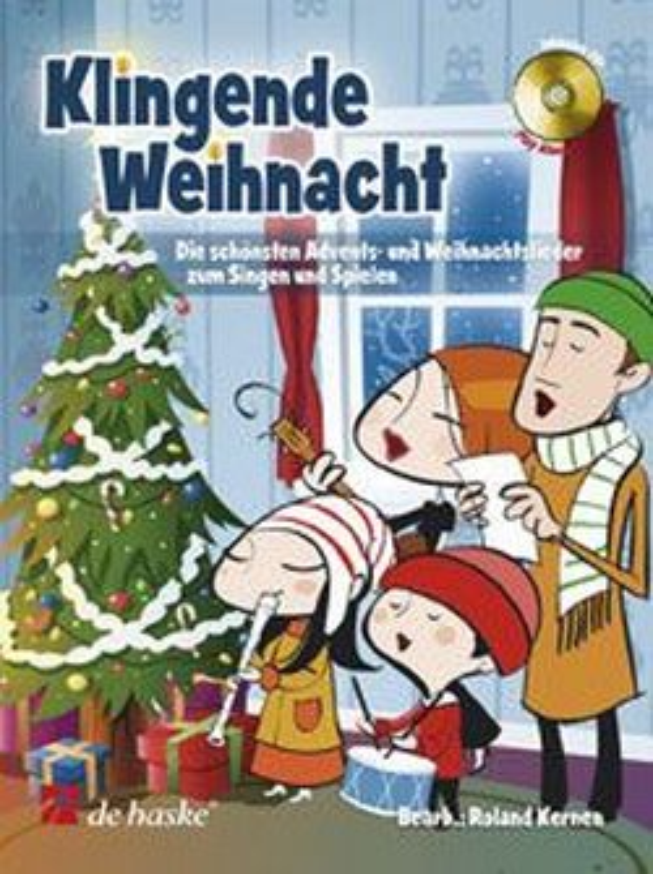 Klingende Weihnacht (+CD): für flexibles Ensemble