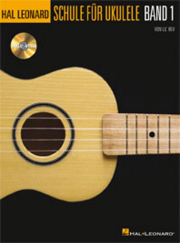 Rev, Lil' - Schule für Ukulele Band 1 (+CD)