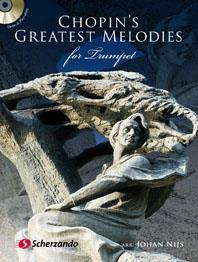 Greatest Melodies (+CD): for trumpet