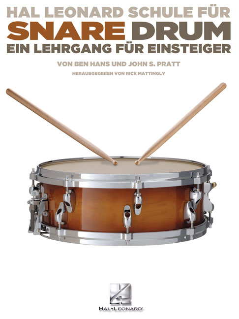 Hans, Ben - Hal Leonard Schule für Snare Drum