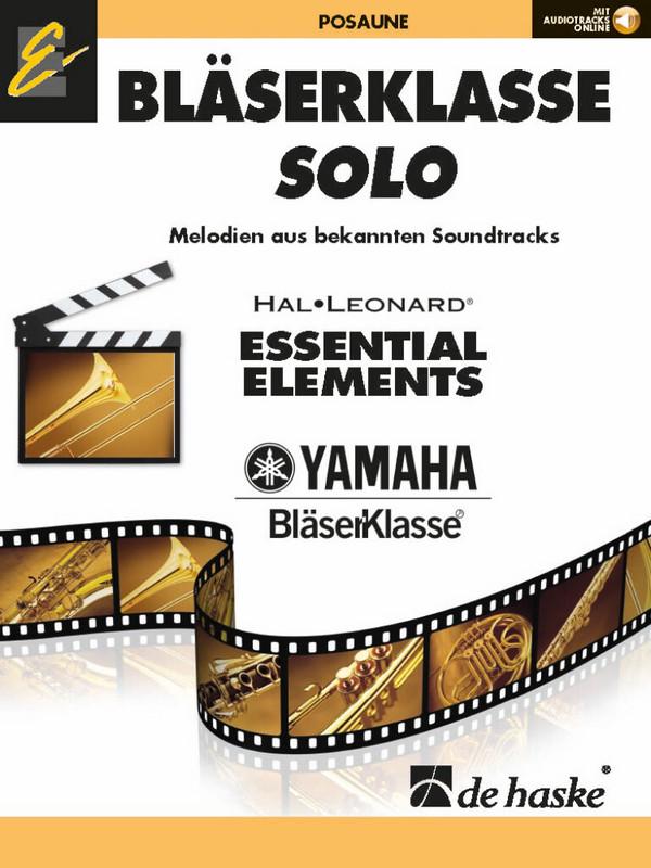 Bläserklasse Solo (+online Audio): für Blasorchester (Bläserklasse)