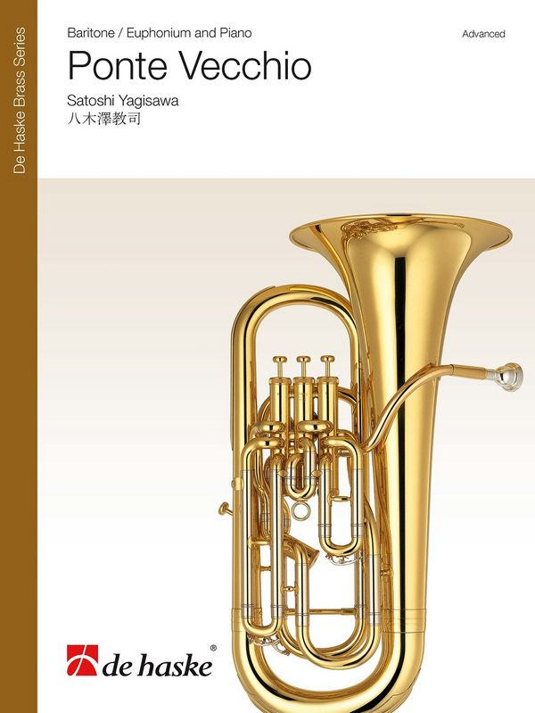 Ponte veccio: for baritone (euphonium) and piano